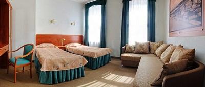 Уютный номер в мини-гостинице